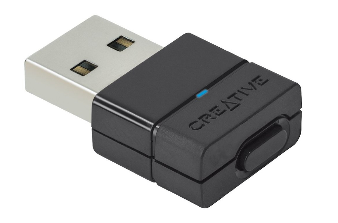 Creative BT-W2 USB Bluetooth Transceiver
