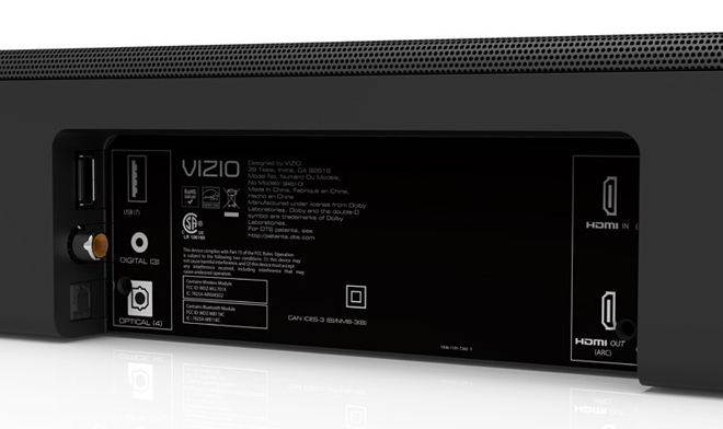 VIZIO SB4051-C0 40-Inch 5 1 Sound Bar System Gear Review